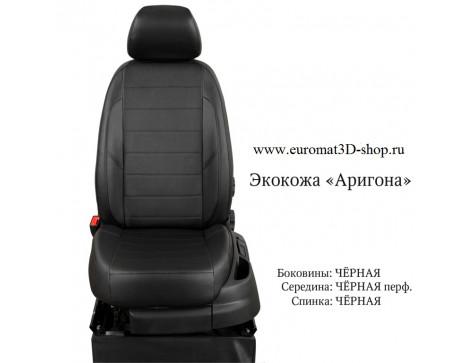 Авточехлы оригинальные из экокожи для сидений Brilliance M2 № AVP-001011